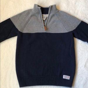 3/$25 H&M boys zip up sweater